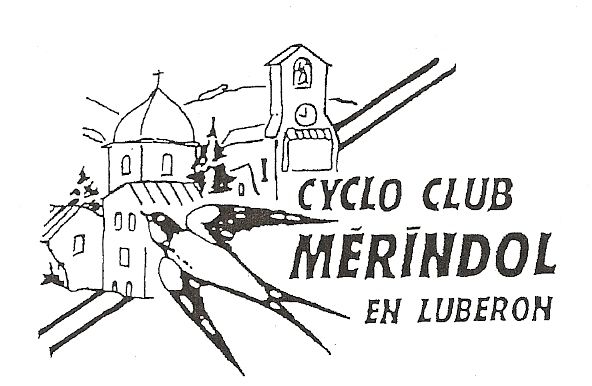 logo cyclo club mérindol